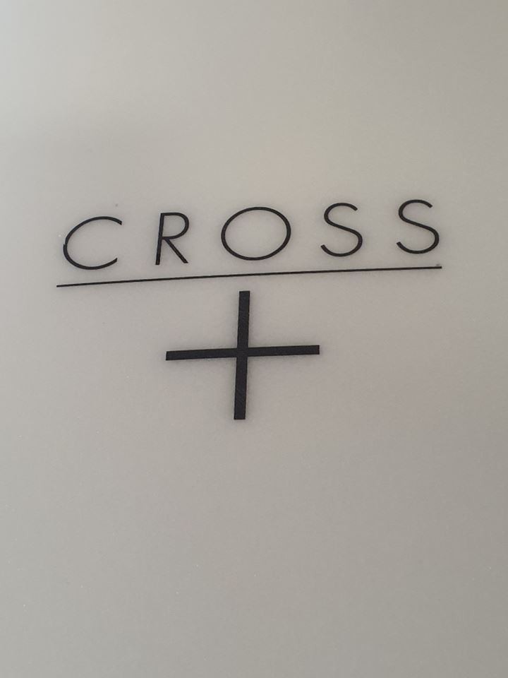 Cross Surfboards Five Pin Longboard