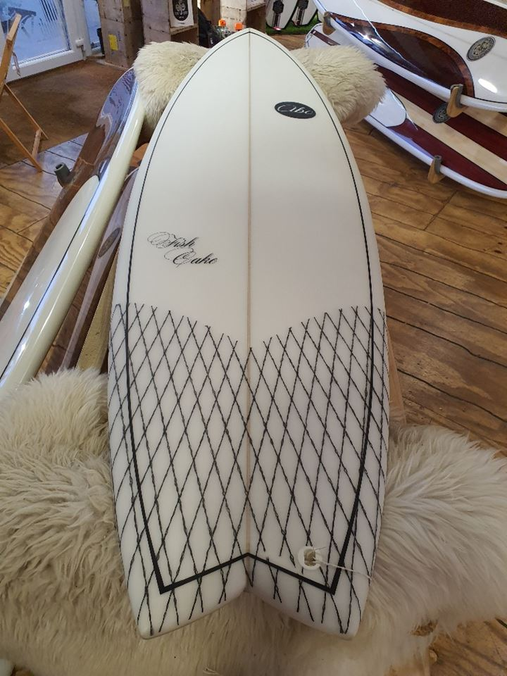 ABC Surfboards 'Fish Cake'