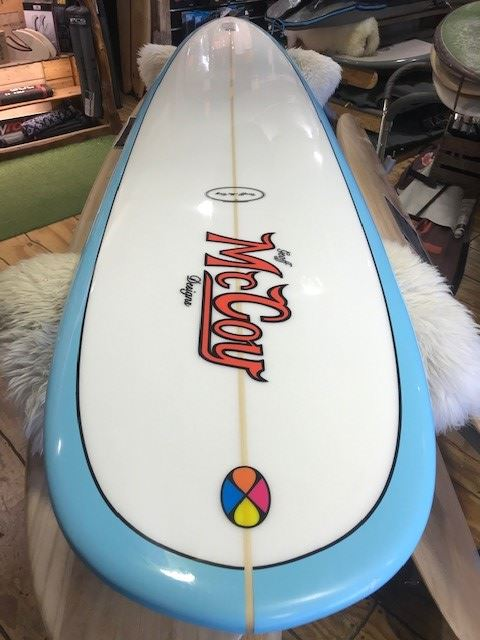 Geoff McCoy All Round Mal Surfboard