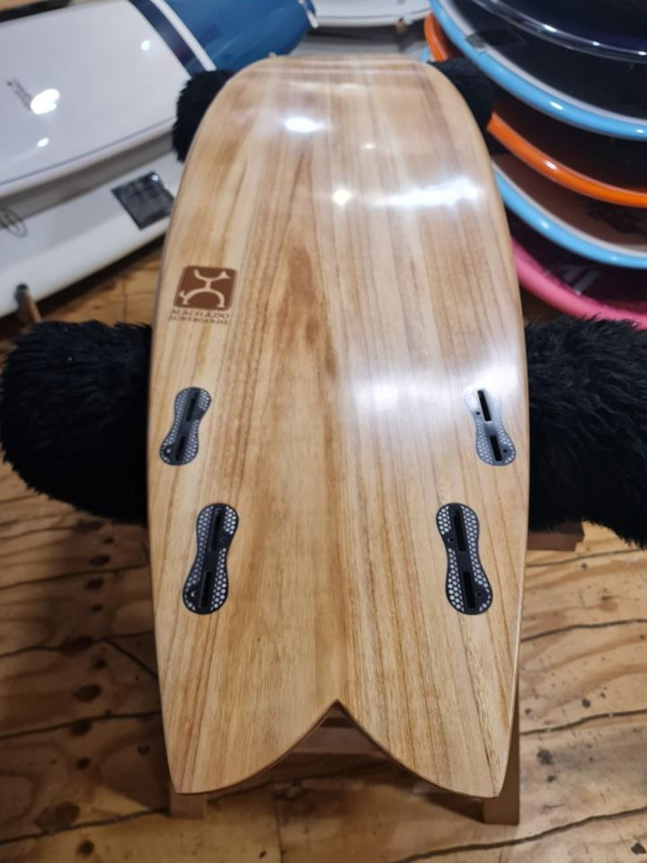 Firewire Surfboards Machado Timbertek Seaside & Beyond Fish